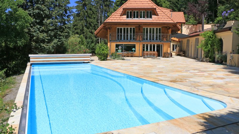 Schwimmbecken Form 03